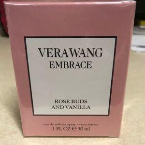 Vera Wang Embrace, Rose Buds and Vanilla 1oz